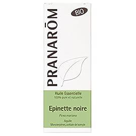Pranarôm – Epinette Noire Bio – Huile Essentielle – 10 ml