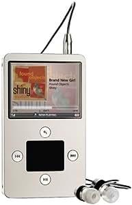 ibiza Rhapsody H1A030S 30 GB Wi-Fi/MP3 Player by Haier (Silver)