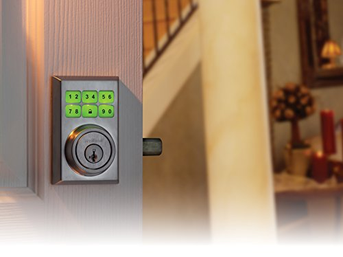 Kwikset Smartcode 910 Contemporary Z Wave Smart Lock Deadbolt