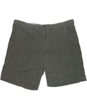 Mens Washed Out II Novelty Short Gravel 32 x 10
