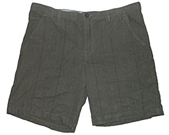 Columbia Mens Washed Out II Novelty Short Gravel 32 x 10
