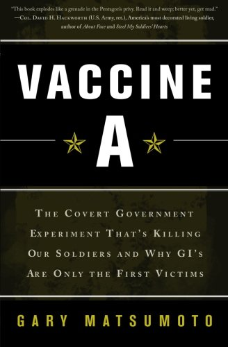2e446fb6d Vaccine A: The Covert Government Experiment That's Killing Our ...
