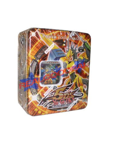 (YuGiOh 5D's 2009 Collection Tin 1st Wave Power Tool Dragon (Leo's Dragon))
