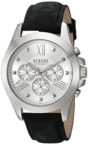 Versus-by-Versace-Mens-SBH020015-Chrono-Lion-Analog-Display-Quartz-Black-Watch