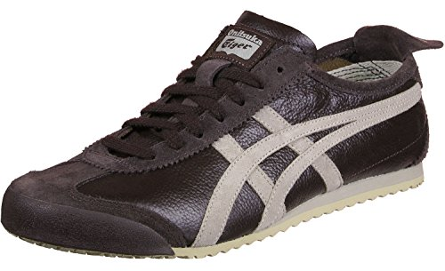 Da Scarpe Grey feather Asics Mexico 2912 Donna Vin d2j4l Running 66 Coffee qSZIt