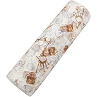 Petsdelite® Wax Paper, Food Wrapping Paper, Greaseproof Baking Paper, Soap Packaging Paper, 7 Styles, Print Flowers Heart, Macaron, Stamp: Key