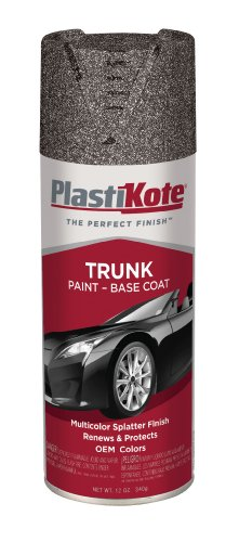 (PlastiKote 503 Gray/Black/White Trunk Paint, 12 oz.)