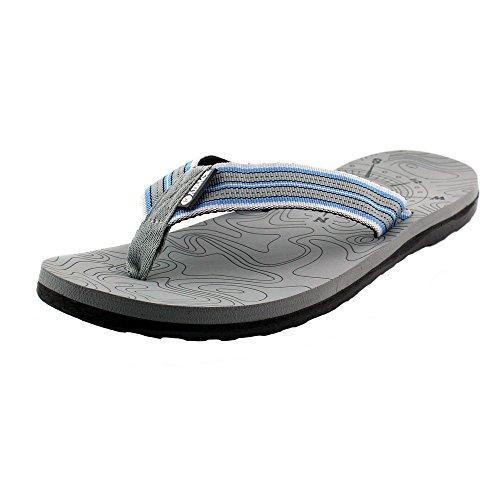 (Kaiback Men's Beachcomber Flip Flop Beach Sandal (10/11, Backcountry))