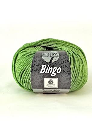LANA GROSSA BINGO, 88 - Gelbgrün: Amazon.de: Küche & Haushalt