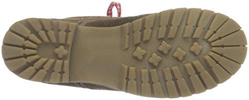 Bergheimer Trachtenschuhe Damen Tauplitz Chukka Boots Braun (Brown)