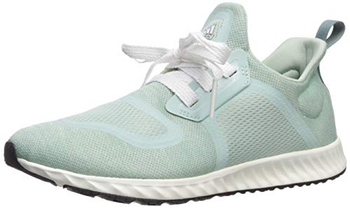 adidas Originals Women's Edge Lux Clima Running Shoe, ash Cloud White/raw Green, 7.5 M US