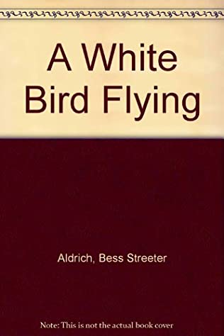 book cover of A White Bird Flying