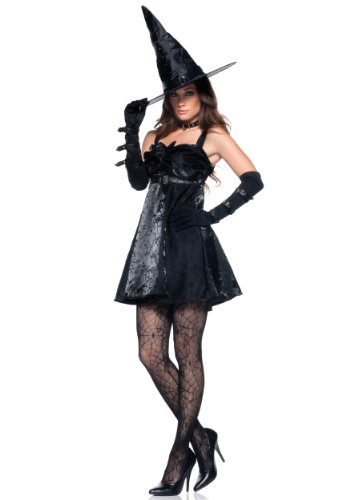 Spellbound Witch Adult Costume Size 12-14 -