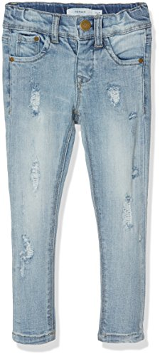 Blue Nittola Denim IT Niñas Noos Jeans Light Nmt Xxsl Pant xxsl Azul NAME Dnm 675wqff