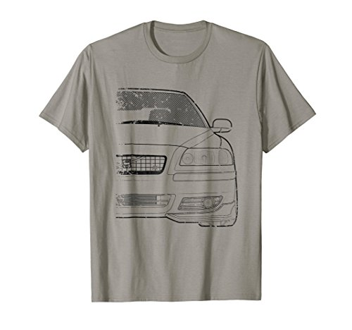 Classic Racing S60-R Turbo Stealth Tshirt (S60 Stealth Graphics)