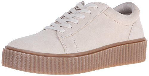 Steve Madden Womens Holllly Fashion Sneaker In Pelle Scamosciata