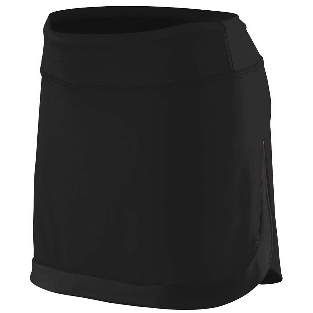 Augusta Sports Ladies Medium Black Skort by Augusta Sports