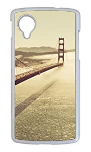 Bali Island Temple of The Sea Case for Google Nexus 5 PC White by Cases & Mousepads