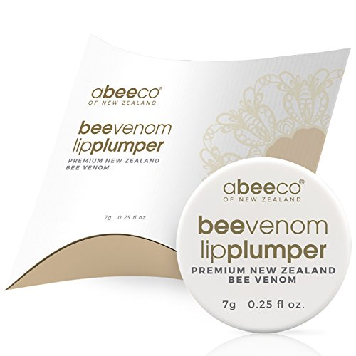 Abeeco, Pure New Zealand Bee Venom Lip Plumper, 0.25 fl oz (7g)