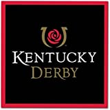 Kentucky Derby Lunch Napkins - 24 Per Unit