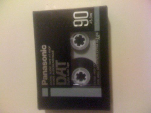 PANASONIC DIGITAL AUDIO TAPE RT-R90P