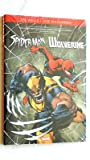 Spider-Man And Wolverine Hardback Book - Marvel Comics 2013 - New UNCIRCULATED Sealed in Shrink Wrap - Retails for $29.99