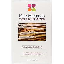 Miss Marjorie's Steel Drum Plantains, 6 oz