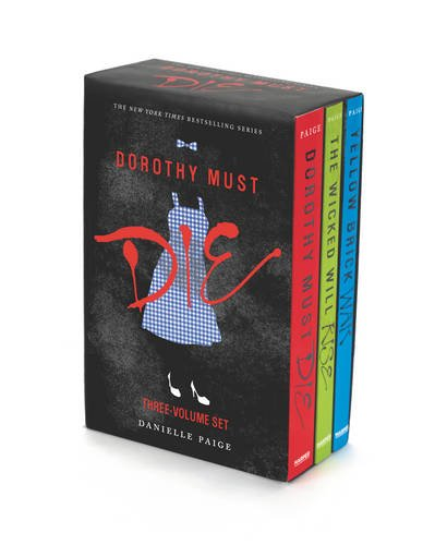 Dorothy Must Die 3 Book Box product image