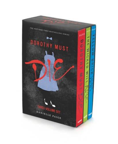 Dorothy Must Die 3 Book Box