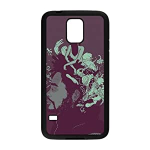 HQYDIY Customised the weeknd xo Plastic Case, Personalised the weeknd xo Hard Cell Phone Case for samsung galaxy s5 I9600