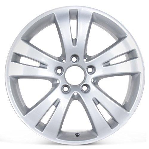 New 17'' x 7.5'' Alloy Replacement Wheel for Mercedes C300 C350 2008 2009 2010 2011 Rim 65524 by Wheelership (Image #1)