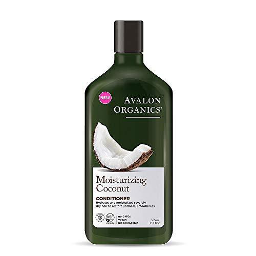 - Moisturizing Coconut Conditioner Avalon Organics 11 oz Liquid