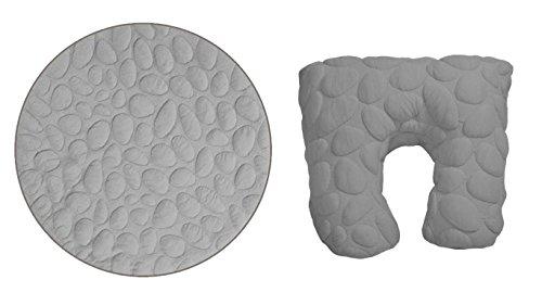 Nook LilyPad Playmat and Niche Feeding Pillow Bundle
