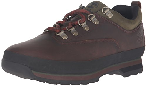 o Hiker Low Oxford, Dark Brown Oiled, 7.5 M US ()