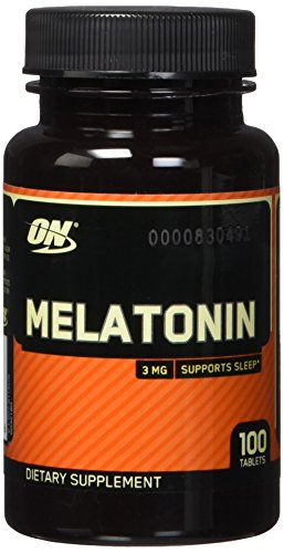Optimum Nutrition Melatonin Tablets Count