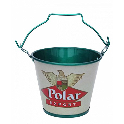 Balde Para Bebidas POLAR P/ 04 Garrafas
