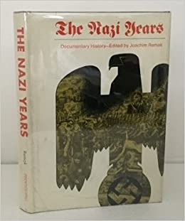 Book The Nazi Years A Documentary History