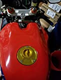 Motorcycle Gas Fuel Tank Oil Cap Cover for Yamaha