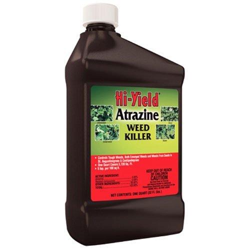 Hi-Yield Atrazine Weed Killer 32 fl. oz (Atrazine Weed Killer For St Augustine Grass)