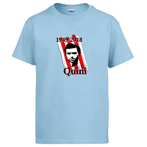 Diver Camisetas Camiseta Homenaje a Quini el Brujo del Fútbol c1fbd1f14941d