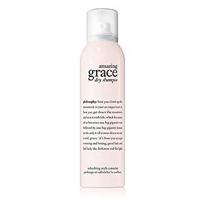 Philosophy Amazing Grace Dry Shampoo, 4.3 Ounce