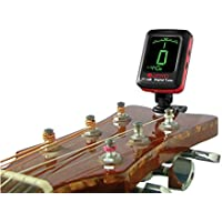 New JOYO JT-12B Digital LCD Mini Clip-on Guitar Tuner For Bass Violin Ukulele By KTOY