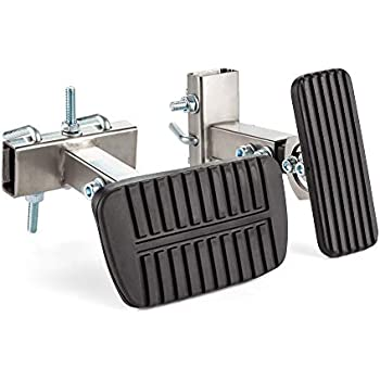 Amazon com: Sourcemobility Gas and Brake Pedal Extenders for