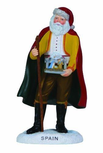 Pipka Spain Santa Figurine by Pipka
