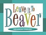 Leave it to Beaver, Season Three (AIV)