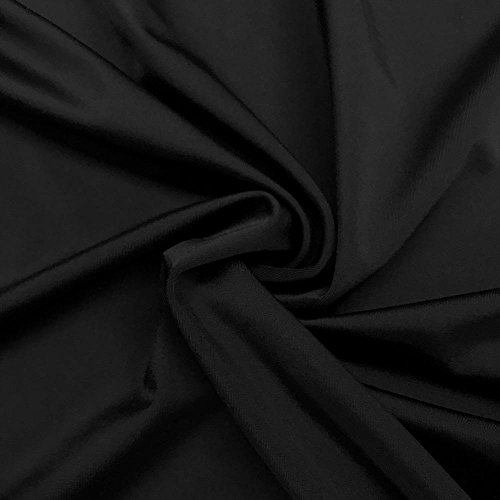 Nylon Lycra Spandex Fabric - Lycra Matte Milliskin Nylon Spandex Fabric 4 Way Stretch 58