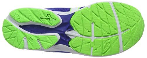 Zapatillas Rider Wave Unisex greengecko Azul white 22 Niños Mizuno surftheweb 01 Jr De Running 5CI4d1x