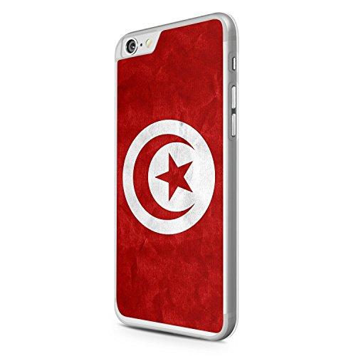 Tunesien Tunis Flagge Flag iPhone 6 Hülle Cover Case Schale Tasche