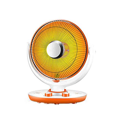 SUNNY H-115 16-Inch Oscillating Dish Heater,Electric Parabolic Heater With Two Heat Settings