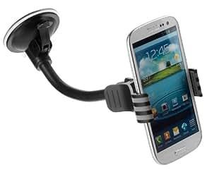 yayago Soporte universal para teléfono móvil para coche %2F car holder para Motorola Moto E 2nd Generation %2F Moto y 2